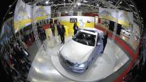 Mercedes E 200 NGT al Motor Show 2010