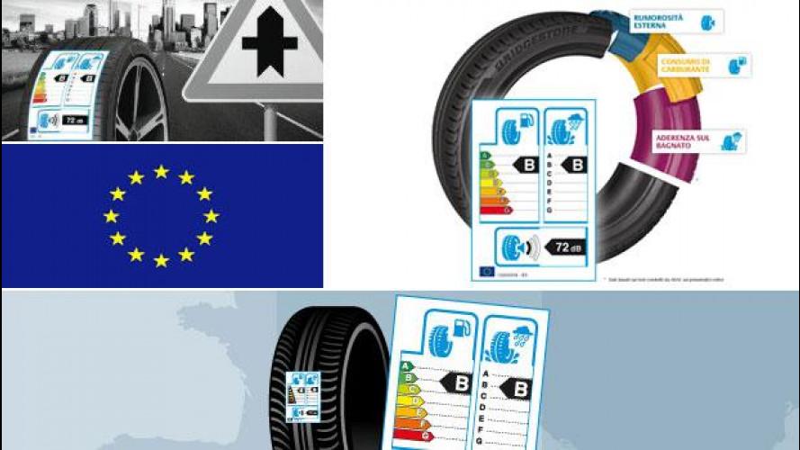 [Copertina] - L'etichetta europea vista dai produttori di pneumatici