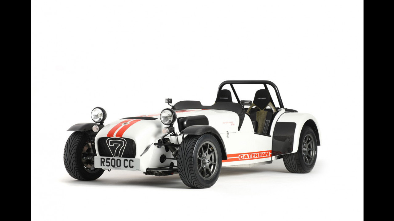 Caterham Seven Superlight R500