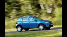Nuova Dacia Sandero Stepway