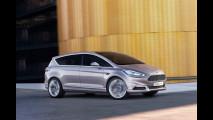 Ford S-MAX Vignale Concept, il nuovo lusso