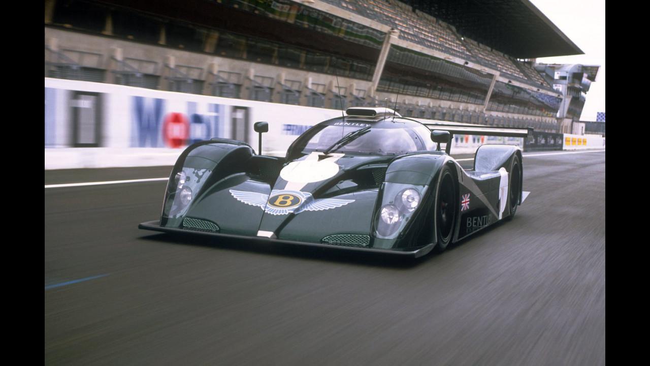 Bentley Speed 8 2001-2003