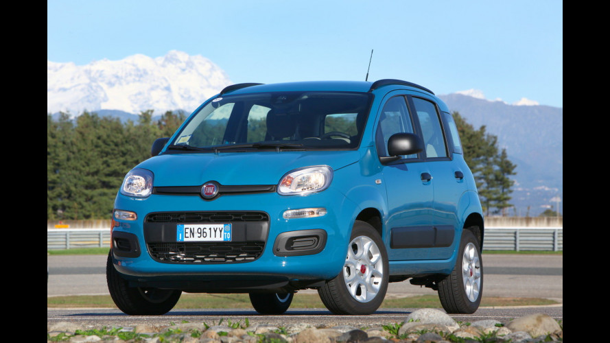 Nuova Fiat Panda Natural Power