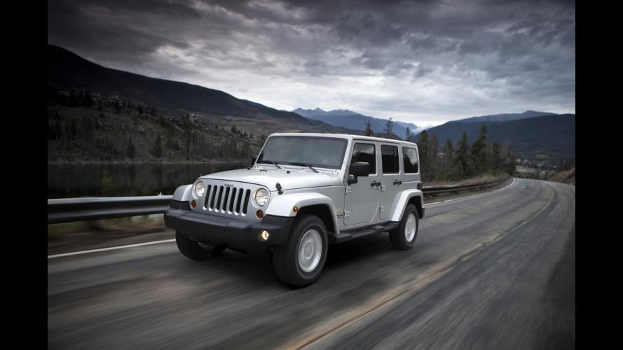 Jeep al Motor Show 2010