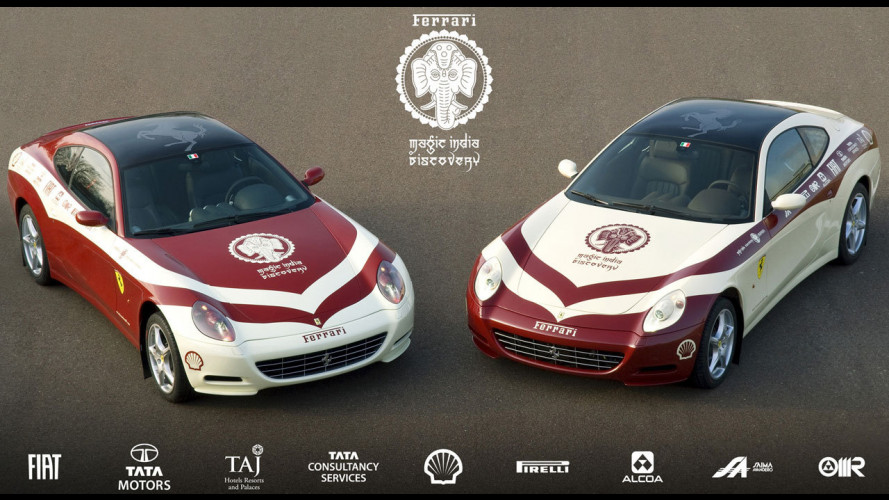 Ferrari Magic India Discovery
