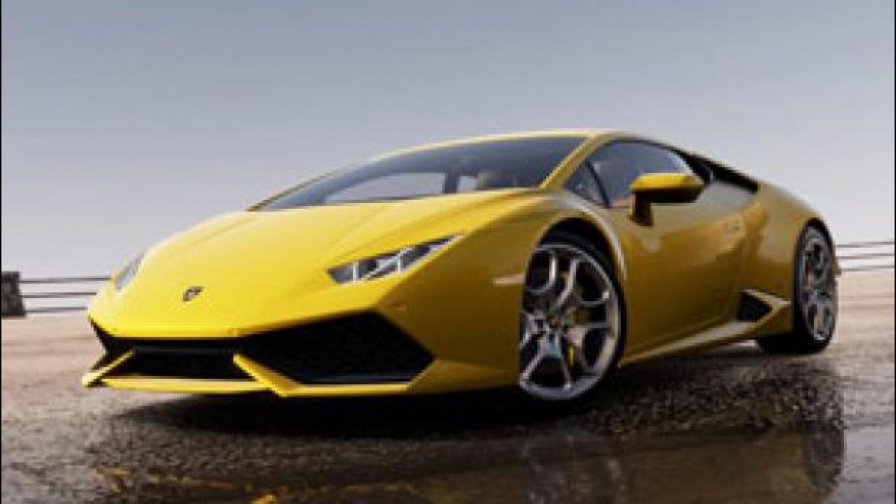 [Copertina] - Lamborghini Huracán LP 610-4 protagonista di Forza Horizon 2