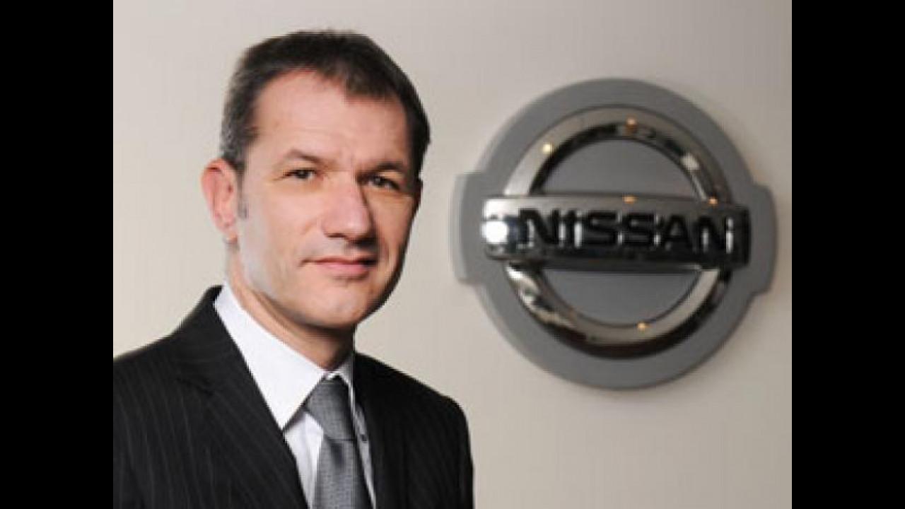 [Copertina] - Il nuovo amministratore delegato di Nissan Italia è Bernard Loire