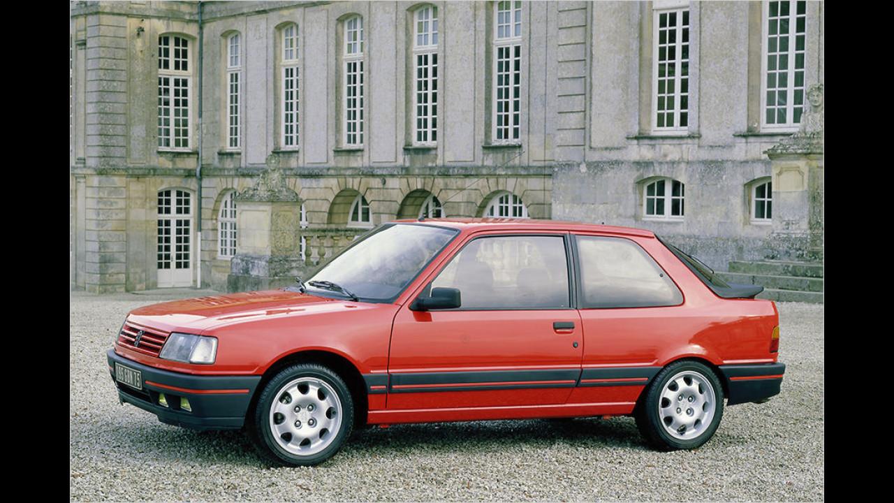 Peugeot 309 1.9 GTI 16V
