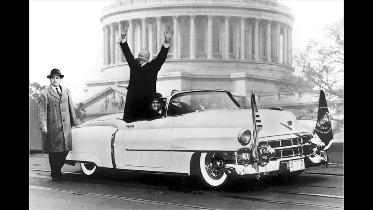 Dwight D. Eisenhower: Cadillac Eldorado (1953)