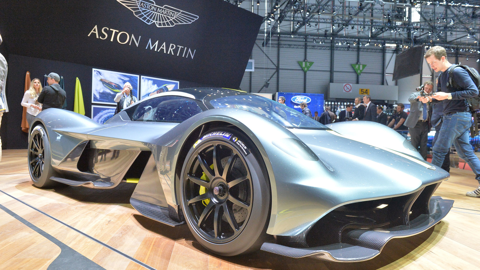 aston martin valkyrie has most powerful, road-legal na engine ever