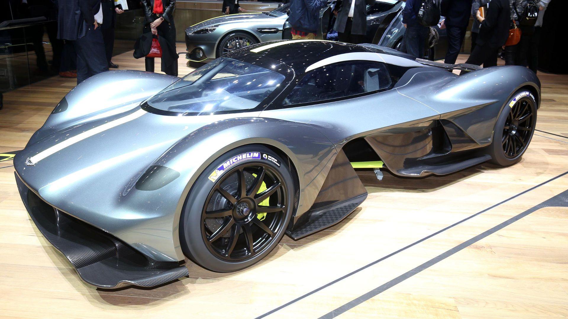 Aston Martin Am Rb 001 Will Rock A Cosworth 6 5 Liter V12 Engine