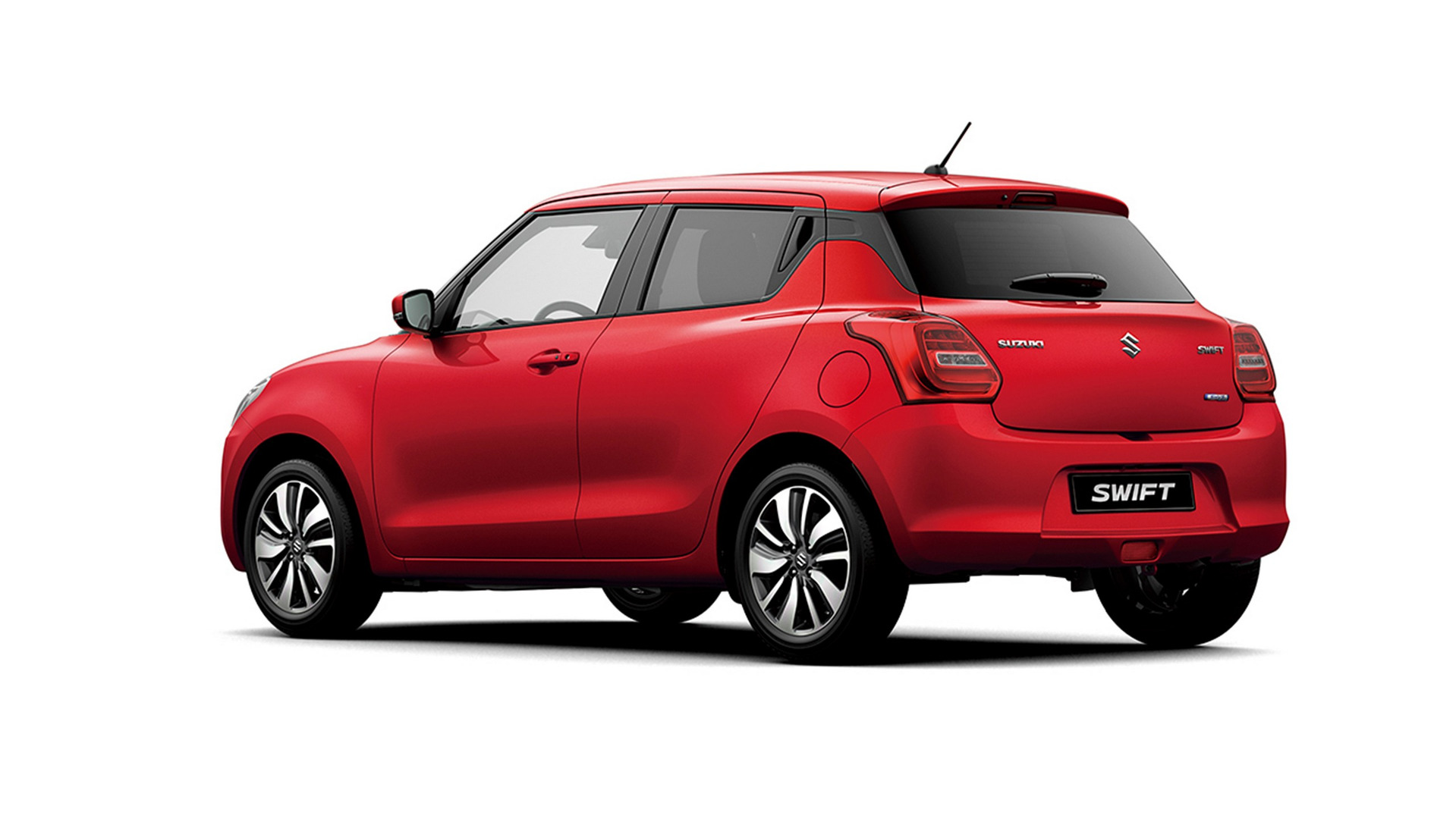 New Suzuki Swift Is Available As An Awd Hybrid Hatch 2000 Transmission Sd Sensor