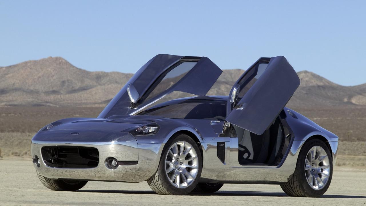 2005 Shelby GR-1 Konzept