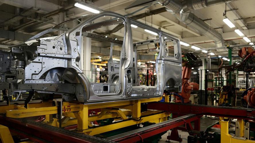 L'usine Renault située à Sandouville de nouveau à l'arrêt