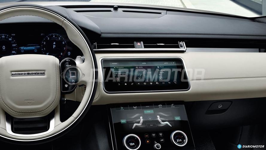 Land Rover Range Rover Velar Sızan Fotoğraflar