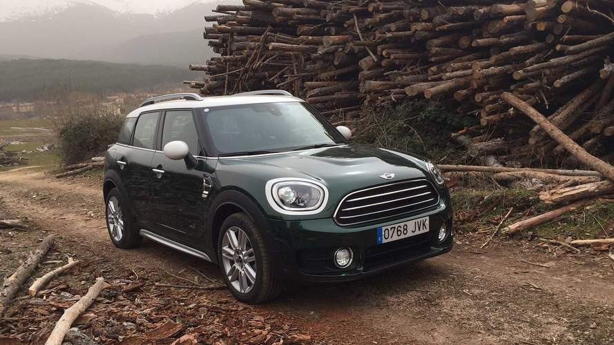 MINI Cooper D Countryman 2017