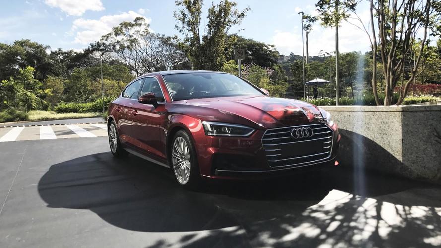 Novo Audi A5 Sportback chega ao Brasil por R$ 189.990 iniciais