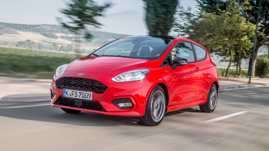2018 Ford Fiesta 1.0 ST Line First Drive: The Best Got Better