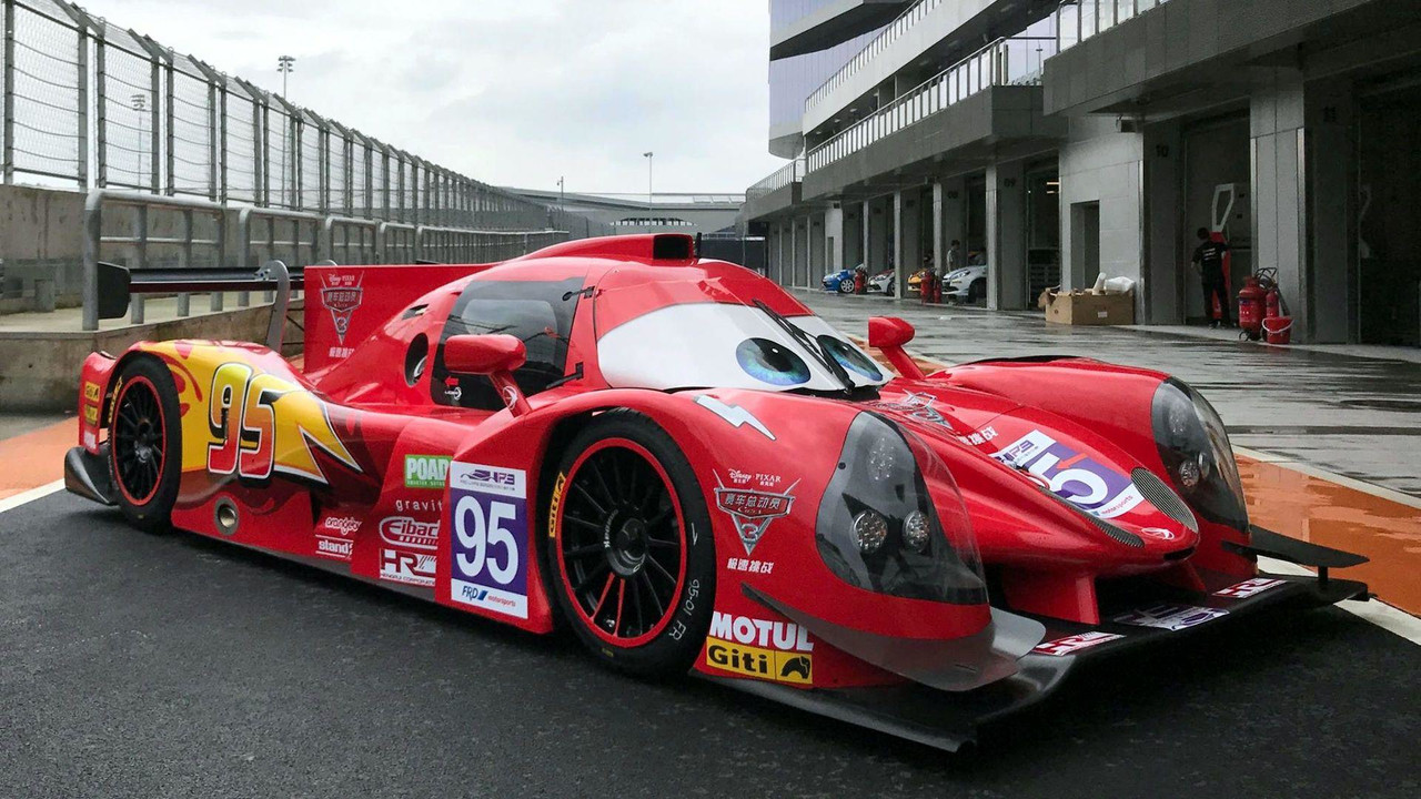 Cars 3 LMP3 Racers | Motor1 com Photos