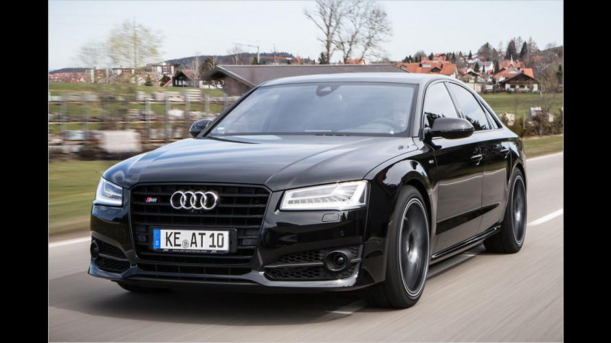 Tuning: Der Audi S8 plus von Abt Sportsline