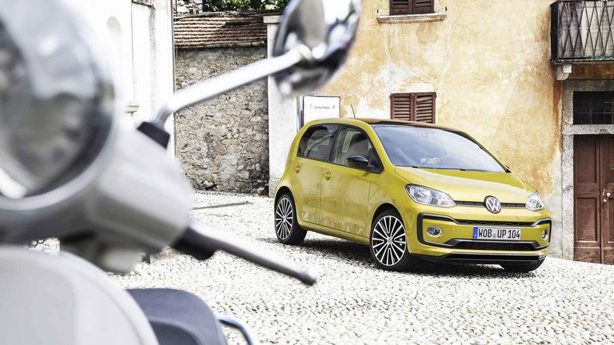 2017 Volkswagen Up