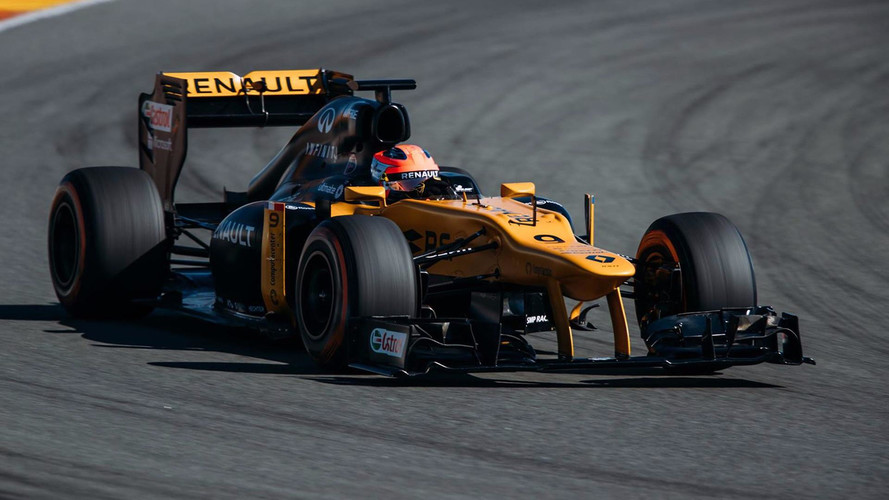 Kubica fecha manhã em sétimo na Hungria; Vettel lidera