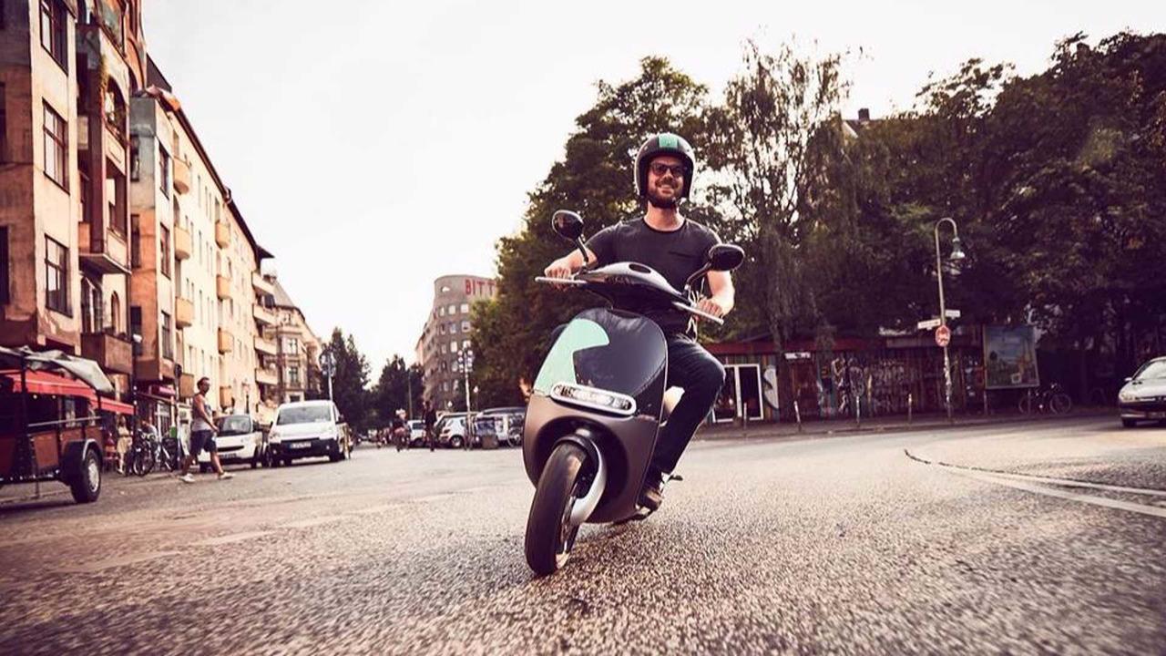 Scooter électrique Paris