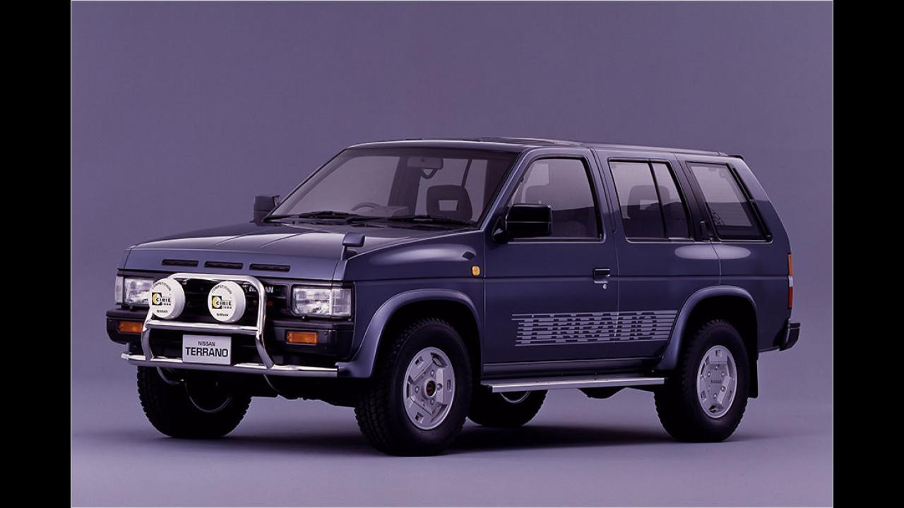 Nissan Terrano (1987)