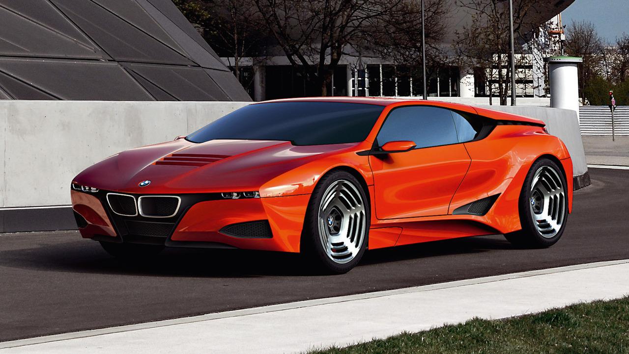 BMW M1 Hommage Concept