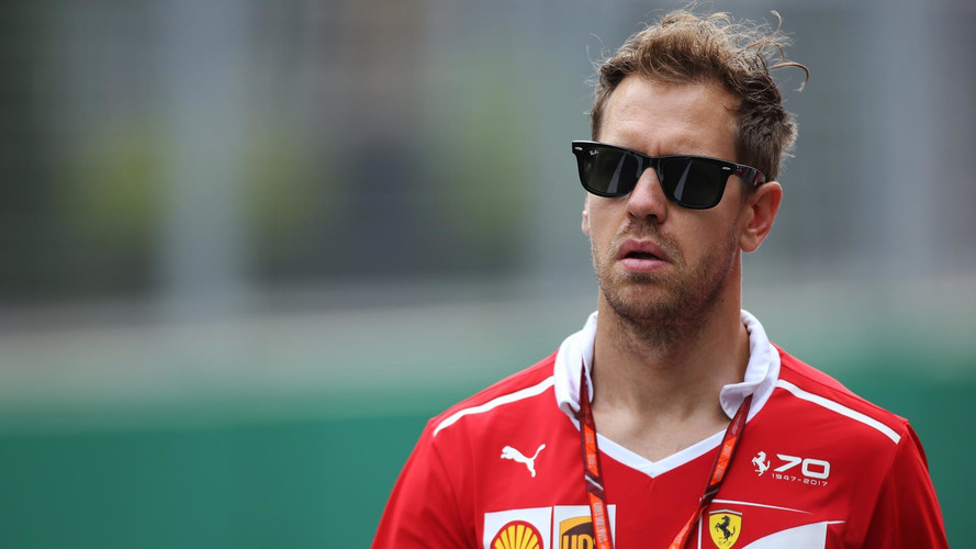 FIA Takes No Action Against Vettel For Crash With Hamilton