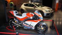 Automobile Barcelona 2017: Ducati Jorge Lorenzo