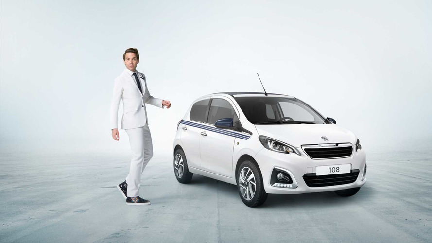 Peugeot 108 Collection 2017