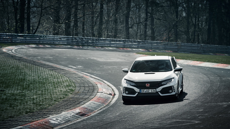 Honda Civic Type R Is The New FWD Lord Of The Ring: 7:43.8