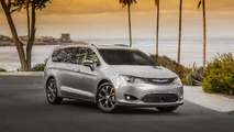 Chrysler Pacifica Touring Plus 2017