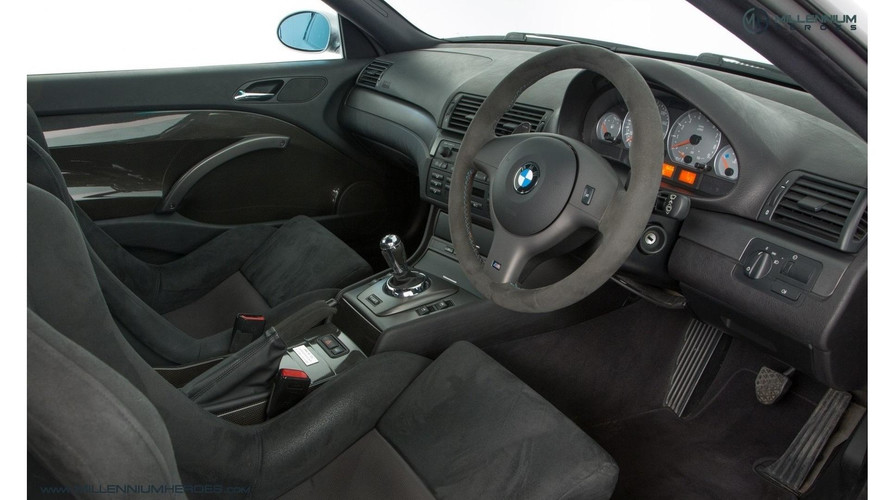 This Bmw M3 Csl For Sale Seems Like A Bargain At 57 000