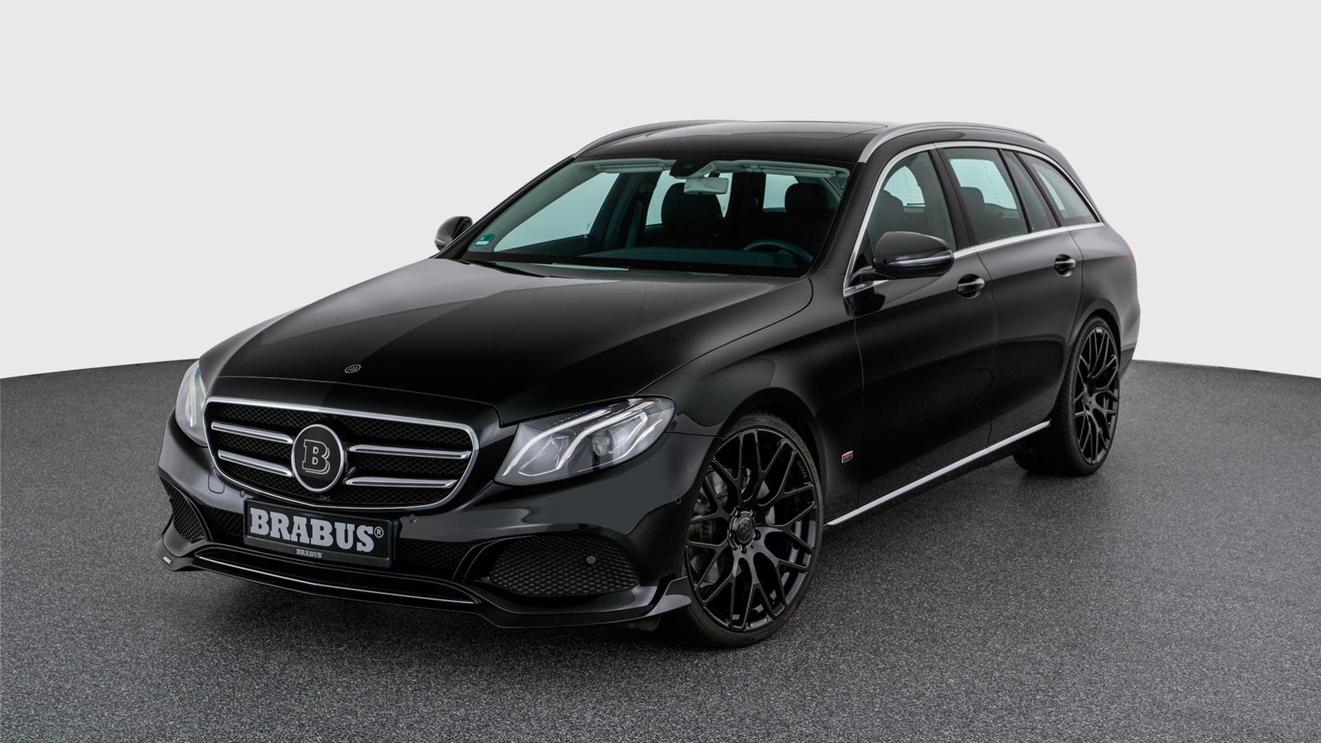 Mercedes-Benz E-Class: Suspension tuning