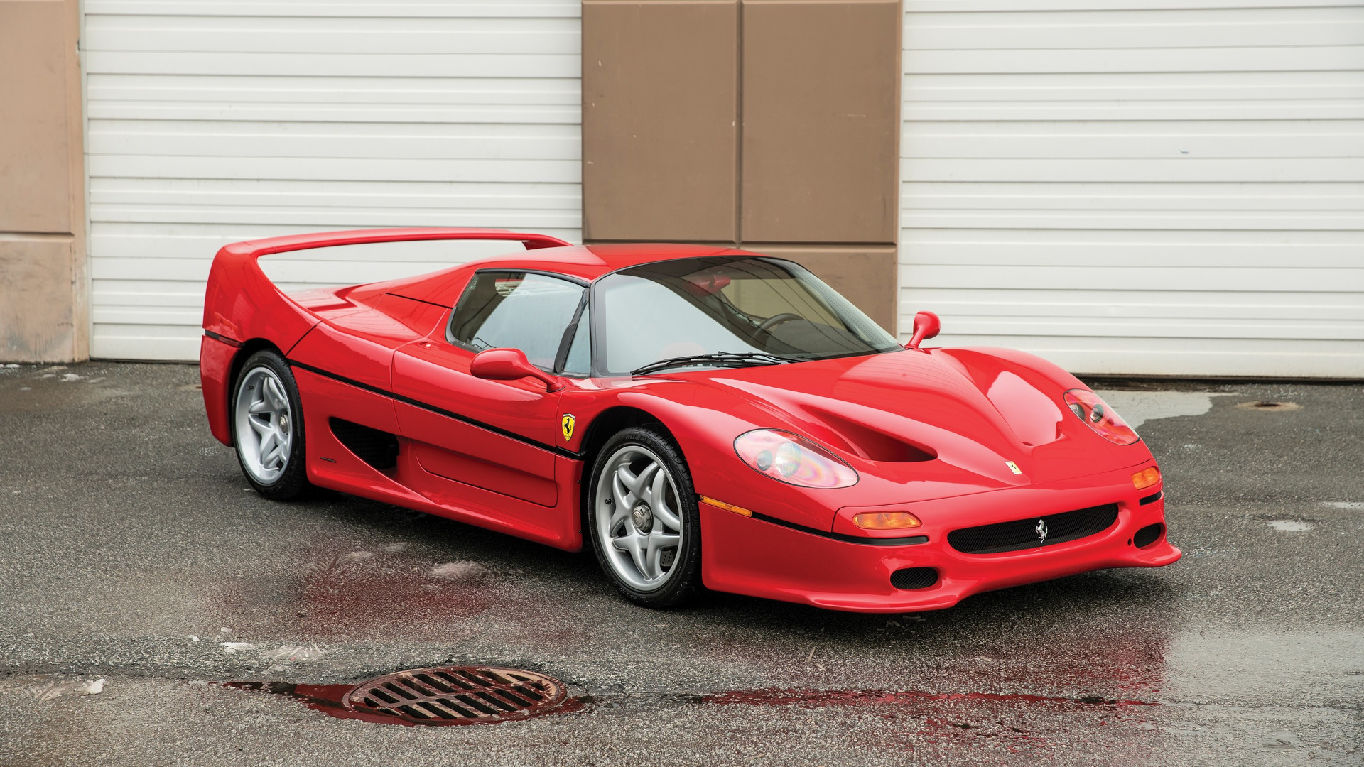 Mike Tyson S Ferrari F50 For Sale Is A Knockout