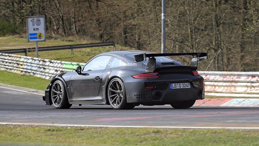 Porsche 911 GT2 RS 2018, al asalto de Nürburgring