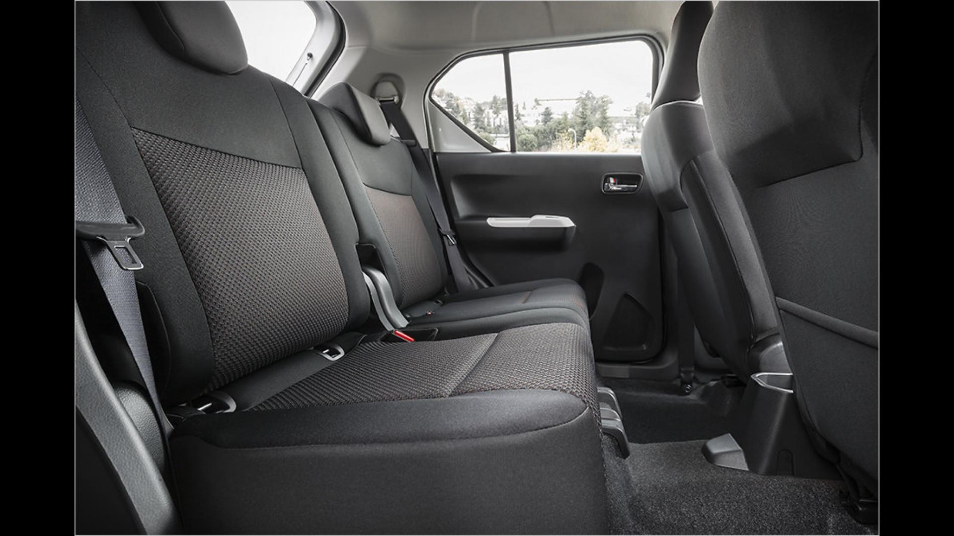 Suzuki Ignis Die Preise
