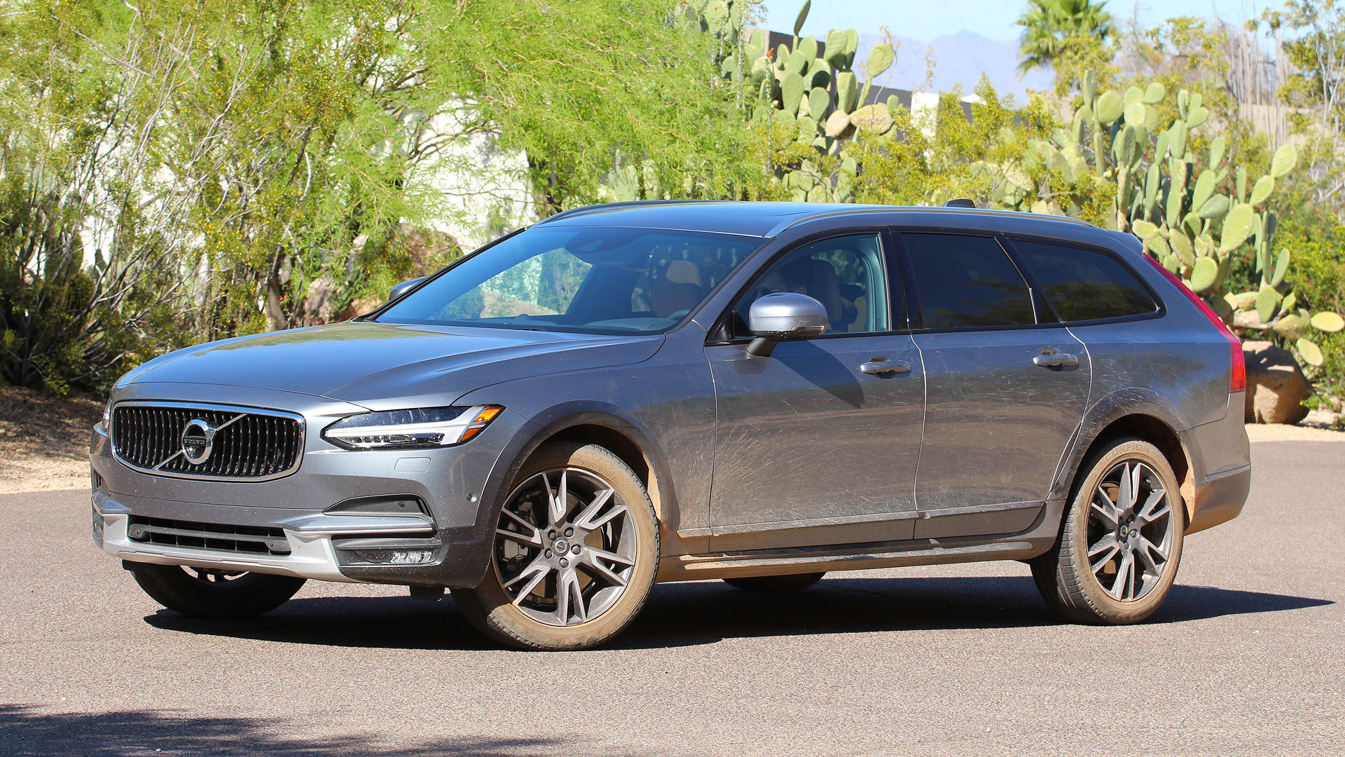 2017 Volvo V90 Cross Country First Drive Like An Suv But Better