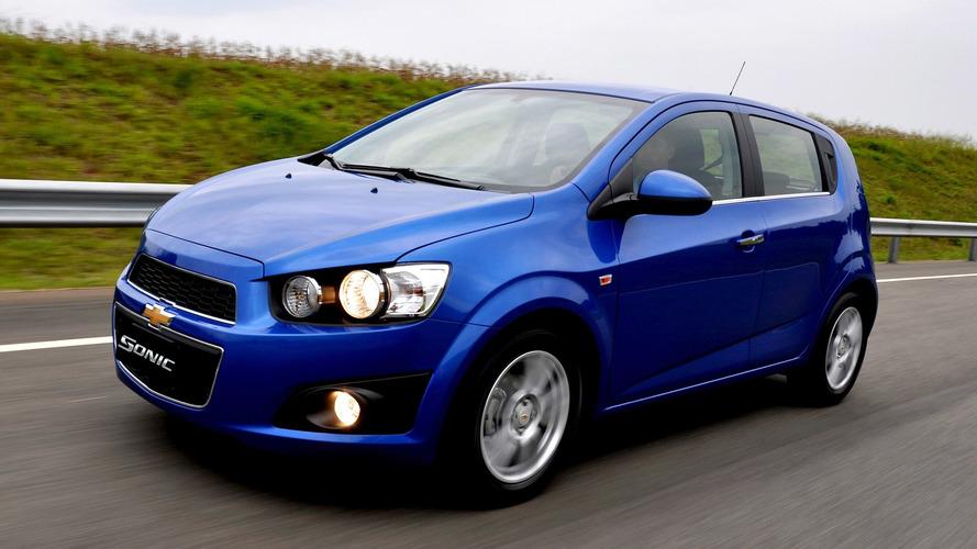 Chevrolet pode tirar Sonic e Impala de linha