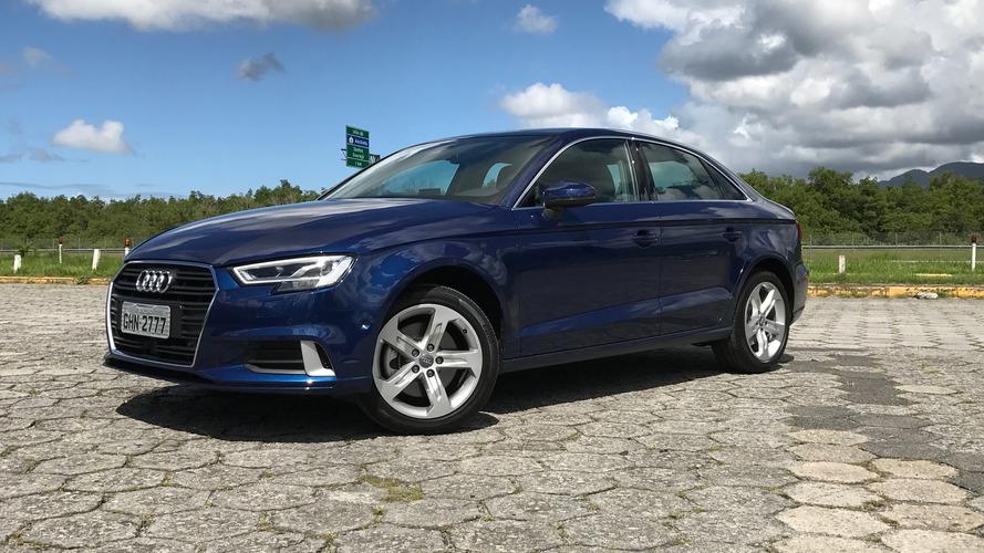 Sedãs premium mais vendidos: A3 Sedan e Série 3 colam no Classe C em fevereiro