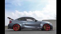 598 PS, 1.371 Kilo: Irrer BMW M2