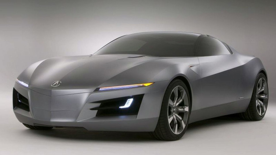 Acura NSX Will Return As EV, Exec Hints: Report