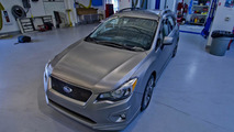 2012 Subaru Impreza Sport 5-door SPT accessory vehicle - 1.11.2011