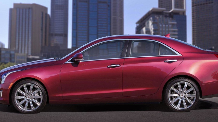 Cadillac ATS was almost based on the Chevy Cruze platform - report