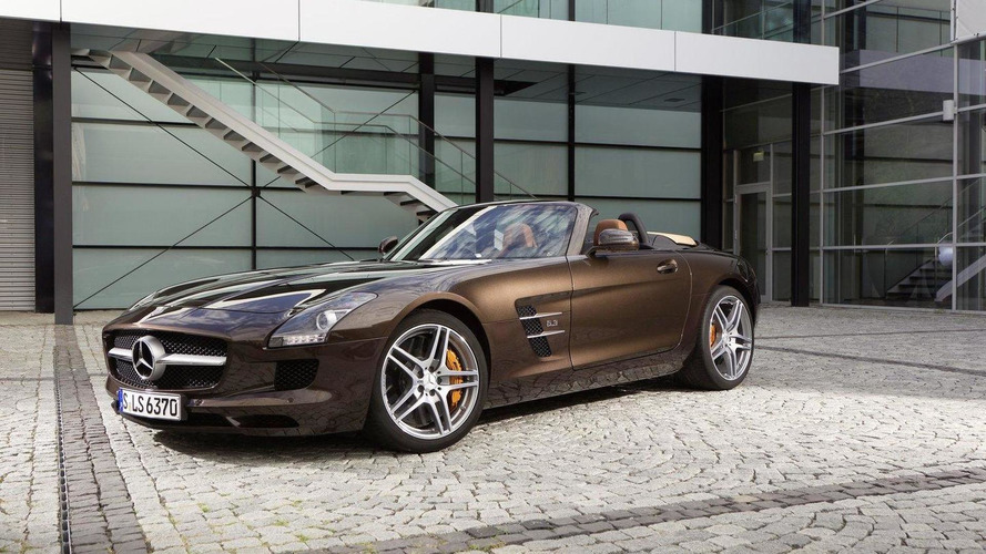 AMG RIDE CONTROL sport suspension for Mercedes SLS AMG now available
