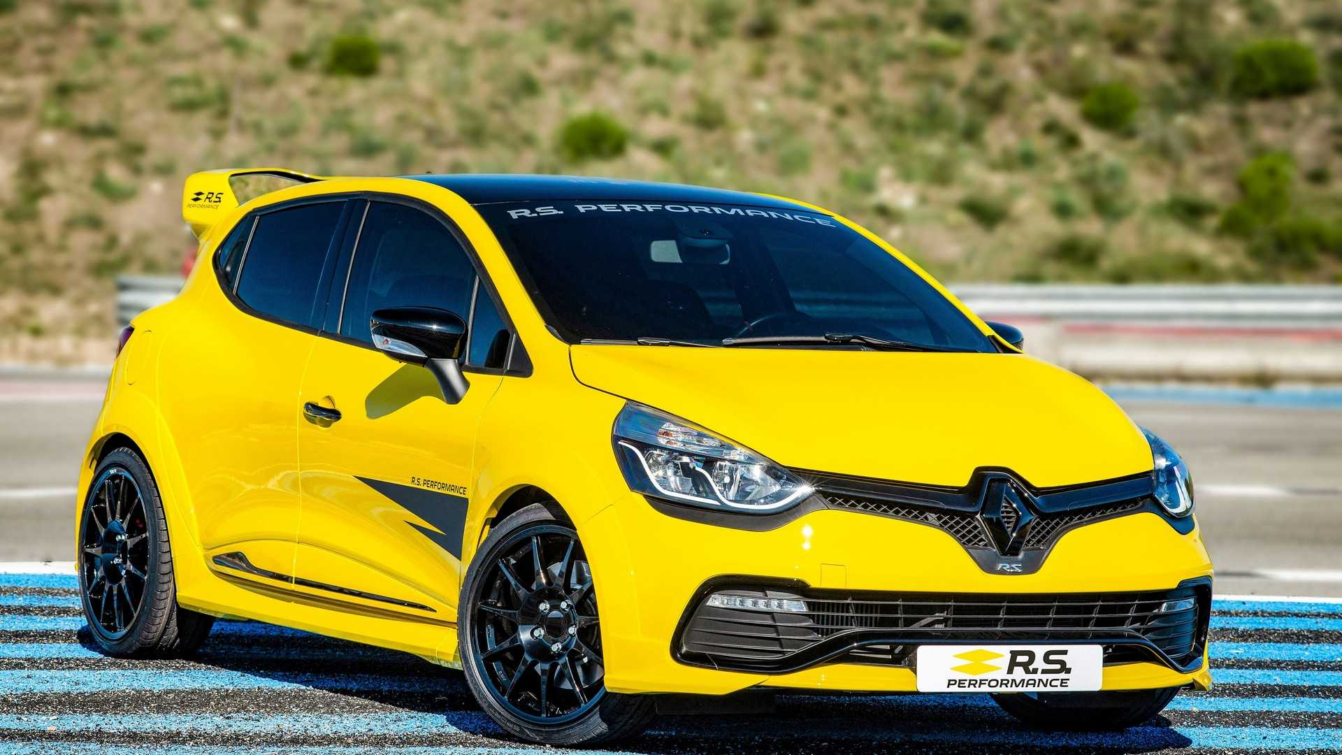 Renault RS Performance Parts Make Clio RS Hot Hatch Even Hotter