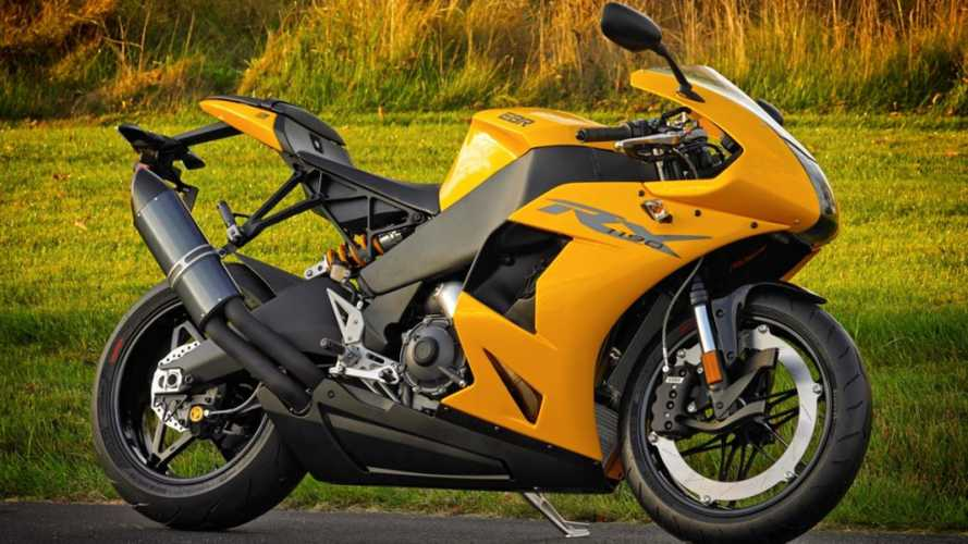 Erik Buell Racing Is Back For A Limited Run