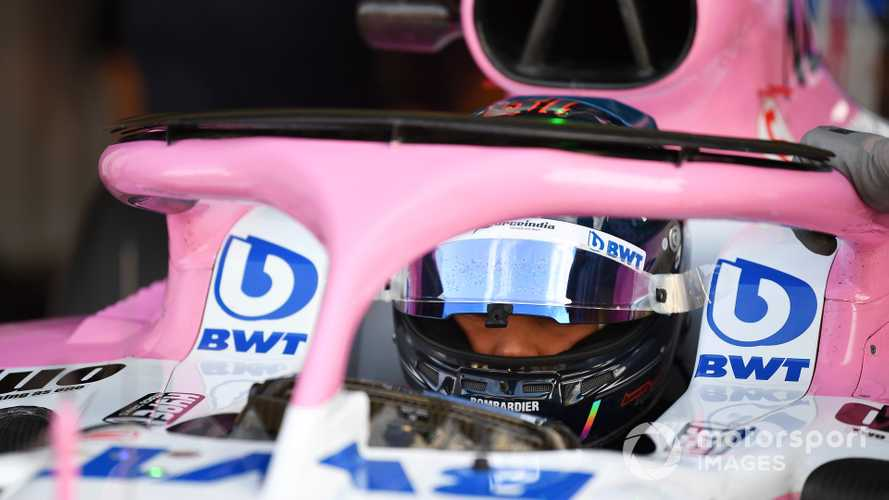 Stroll confirmed as partner to Perez at Force India in 2019